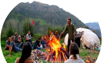 Programa Introdución a la Rueda Sagrada – Una base para empezar proyectos comunitarios – 1 semana