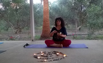Relax and Revitalise with Yoga & Reiki in Crete September 2018