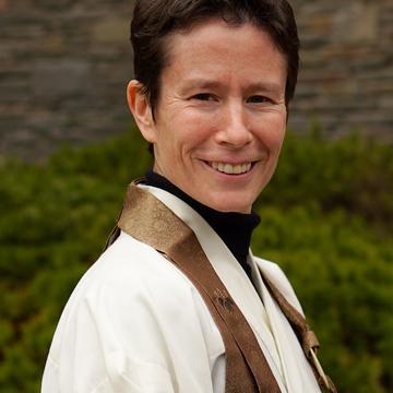 Vanessa Zuisei Goddard, Sensei