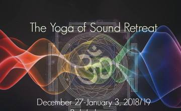 The Yoga of Sound New Year's Retreat, Bali, Indonesia - December 27, 2018 - January 3, 2019