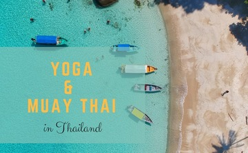 Buy One, Get One Free 6 Days All Inclusive Yoga & Muay Thai Retreat in Thailand