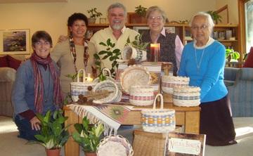 Basketry: Weaving Balance and Beauty
