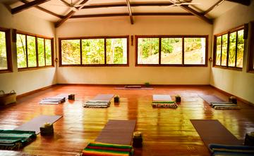 Panama Yoga Training October 2018