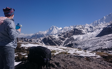 8 Days Trekking and Yoga Holiday in Panchase Annapurna, Nepal