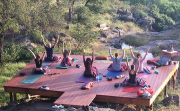 Fall Equinox Retreat: Yoga, Meditation & Sacred Fire Circle