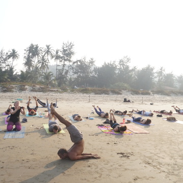Mahi Yoga School Goa