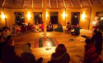 Join us for a 7/9 days Andean Mysticism and Shamanic Yoga Retreat in the Magical Sacred Valley of Peru.