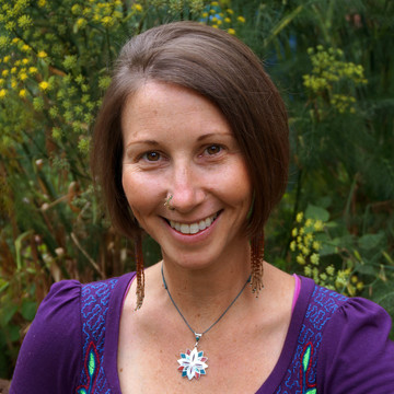 Carolina Dowell - Creator of Tree of Light Retreats
