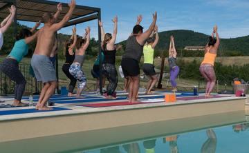 Wellness Retreat in Tuscany
