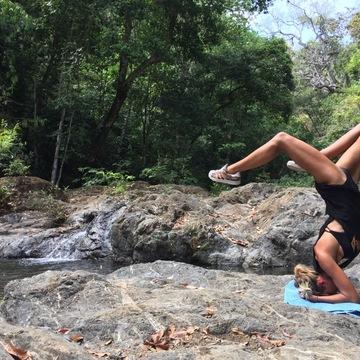 Upgrade Yourself Retreat. Shamanic Ceremonies, Antigravity Aerial and Yoga flow.