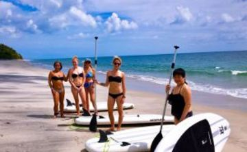 7 days Tropical SUP Adventure and Yoga Retreat