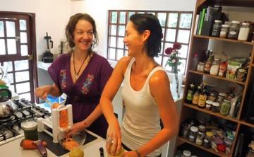 6 Day Vegetarian / Vegan/ Raw Culinary Retreat in the Amazon of Peru