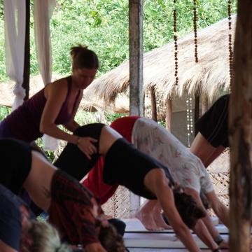 29-Day Conscious Living Yoga Retreat