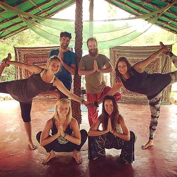 29-Day Vegan Cooking Yoga Retreat