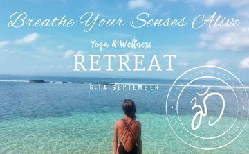 Breathe Your Senses Alive Yoga & Wellness Retreat