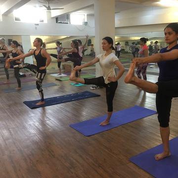 Yoga School in Gurgaon