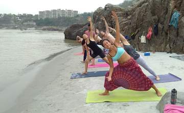 200hr Yoga teacher training in Rishikesh, India
