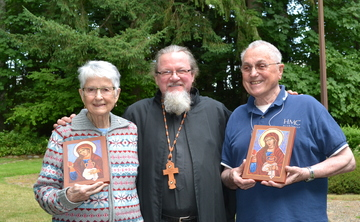 Iconography Workshop and Retreat