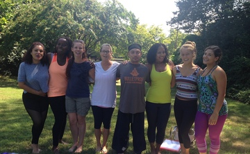 Hot Yoga Teacher Training (YA - RYT): 250 hrs, Washington DC