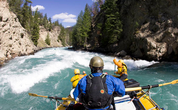 Chilko-Chilcotin-Fraser River Expedition