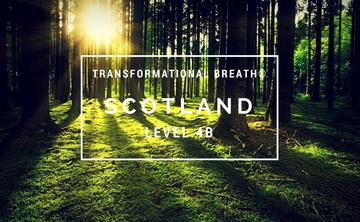 Transformational Breath® Level 4B: Scotland