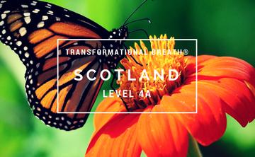 Transformational Breath® Level 4A: Scotland