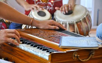 Music and Chanting as a Form of Yoga
