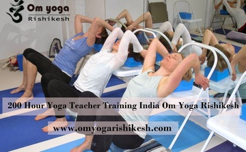 Yoga TTC In Rishikesh India | Om Yoga Rishikesh