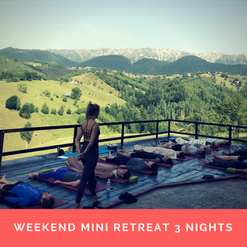 Mini Retreat 3 nights – Flexible Dates