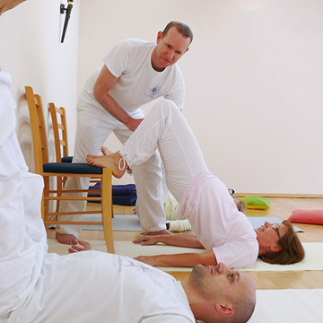 Accessible Yoga Training