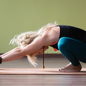"Yoga for the Female Pelvic Floor: Demystifying ""Down There"""