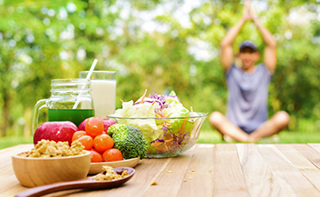 Radiant Living: Kickstart to a Healthy Lifestyle