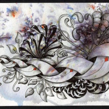 Zentangle: Reflections of your Heart and Home