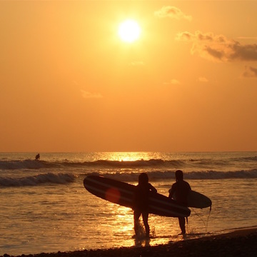 The Ultimate Ride - Surf Camp in Dominical, Costa Rica