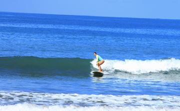 Namaste Ride - Surf & Yoga in Dominical, Costa Rica