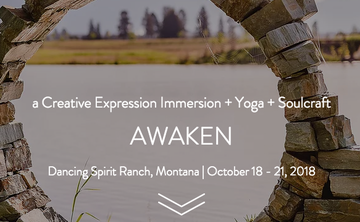 AWAKEN | a yoga + creative expression retreat