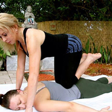 The Art of Giving and Receiving: Vedic Thai Yoga Bodywork