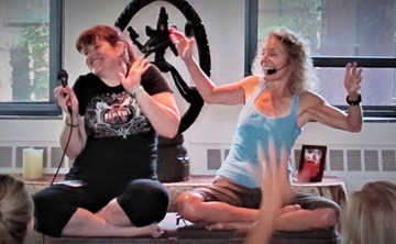 LifeForce Yoga Practitioner Training for Depression and Anxiety – Level 1