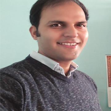 Dr. Chandan Parmar