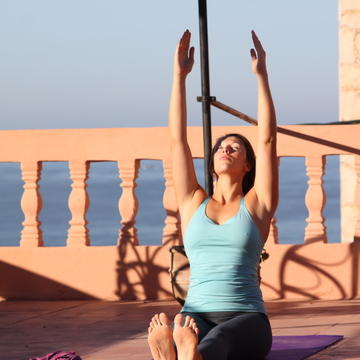 Yoga Retreat in Tamraght, Morocco - 7 nights