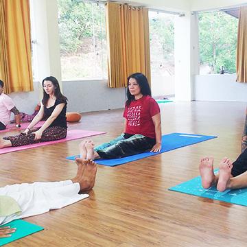 Ashtanga Yoga Teacher Training India