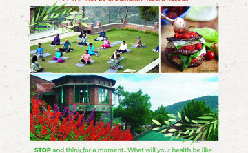 Nurture- A healing retreat in the Himalayas