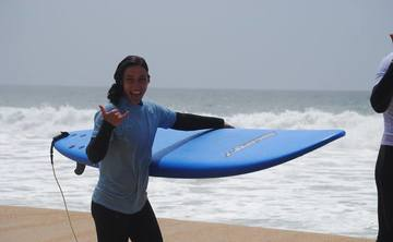Surf, Fitness and Adventure Retreat, October 14th - 20th  2018 - Nazaré, Portugal