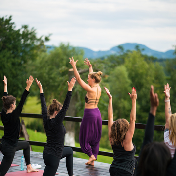 Yoga Immersion & Detox in Transylvania