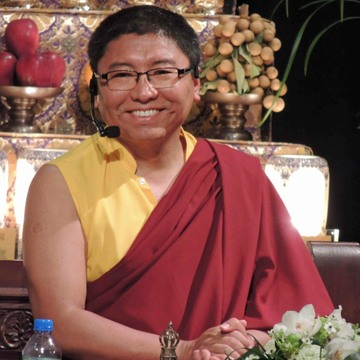 Dzogchen Teachings:  Trekcho 1 (Cutting Through)