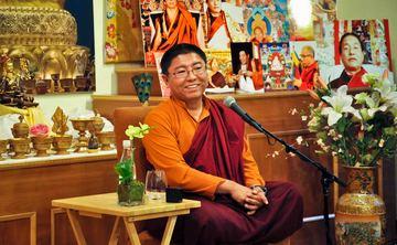 Dzogchen Teachings:  The Subtle Body