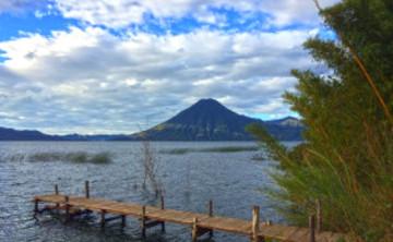 Blissful Vinyasa Yoga Retreat to Lake Atitlan