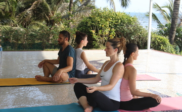 7 Day Tantra Yoga Meditation Retreat in beautiful Cancun, Mexico