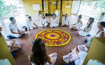8 Day Sadhana of Sacred Sound & Silence Retreat, Bali (English & Japanese)