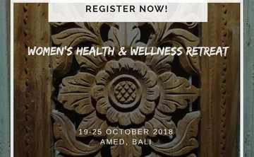 Bali Women's Health and Wellness Retreat